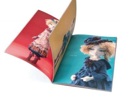 画像1: きびねの人形写真集「猫Doll」写真 板東寛司