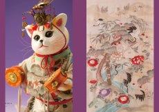 画像7: 石渡いくよ創作人形作品集「人情 猫絵巻」 (7)