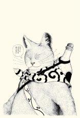 画像3: ますむらひろし初期作品 ポストカードADセット8種類 (3)